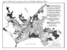 Lima sin plan de desarrollo urbano